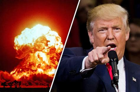 donald trump s ventures began with a lot of hype here s donald trump s nuke threat president trump can fire nukes