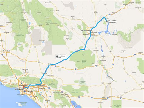 map of los angeles and las vegas las vegas nevada sat 9th may 2015 ned martin s journal