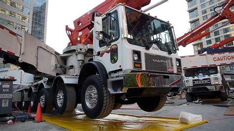 video truck kids truck video concrete boom pump youtube