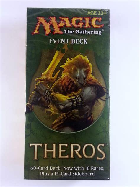 mtg event decks theros event deck inspiring heroics englisch magic mtg
