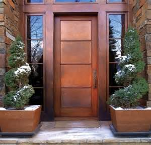 Copper Front Door Cool Copper Bringing This Gorgeous Metal Into Your Home