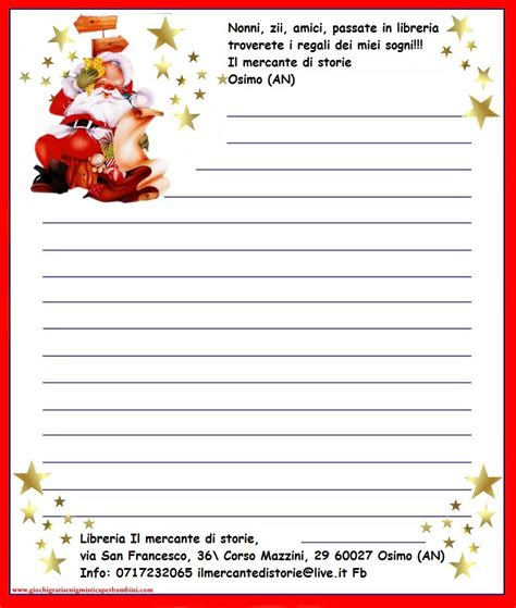 lettere a babbo natale lettera babbo natale cobassopellicce