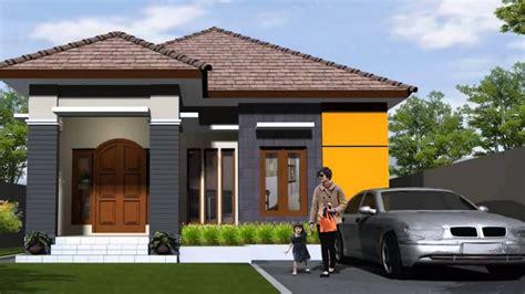 70 Contoh Desain Rumah Idaman Cantik Sederhana   Renovasi