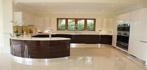 Designer Kitchens London by Hshomes Luxury Bathroom And Kitchen Fitter Available In