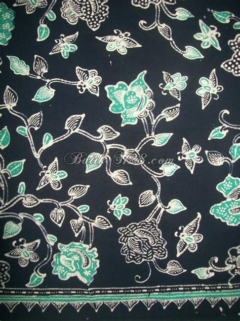 Batik Tulis Kontemporer jual kain batik tulis kontemporer motif bunga asli