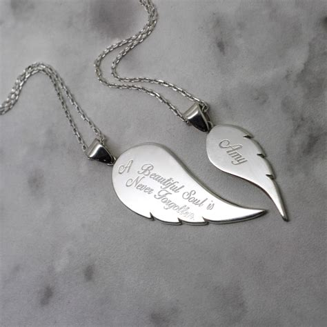 Handmade Personalised Jewellery - modern memorial jewellery handmade personalised