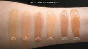 estee lauder color match joan collins timeless base foundation