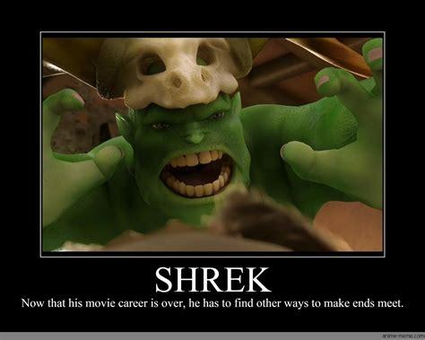 Meme Om - shrek anime meme com