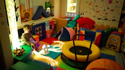 Room Needs by Edwin S Sensory Room 4k