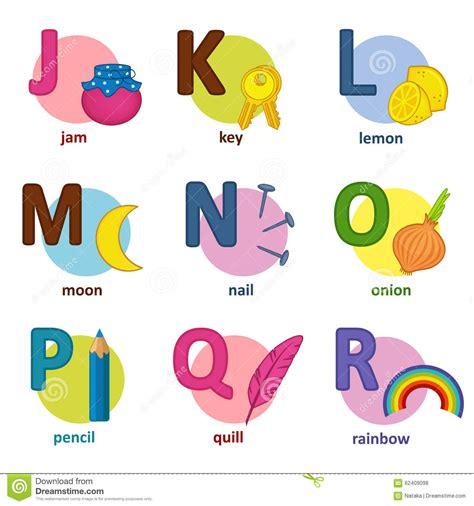 J I O ingl 233 s alfabeto de j a r ilustraci 243 n vector ilustraci 243 n 62409098