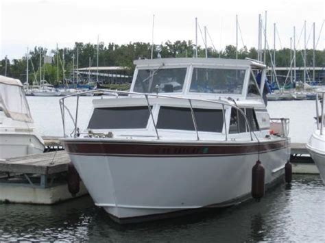 Cabin Cruisers For Sale by 1971 Marinette Express Cabin Cruiser Boats Yachts For Sale