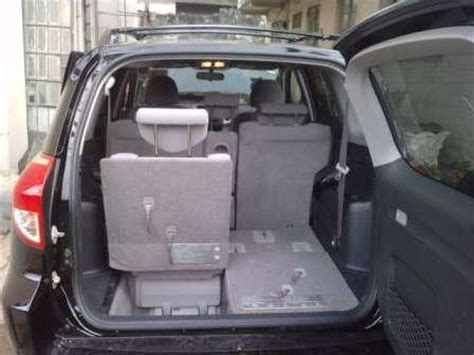 Rav4 How Many Seats by Toyota Rav4 7