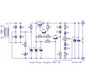 50V DC 3A Stabilized And Regulated Power Supply