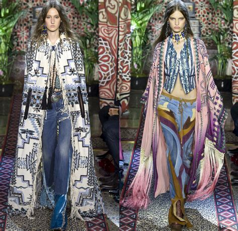 Take A Peek At Roberto Cavalli At Work On His Collection For Hm Set To Hit Stores Not Literally In November by Folklore Fashion 2017 Fashion Today