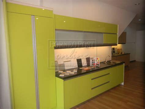 local kitchen cabinets giovanni targets local kitchen cabinet demand borneopost