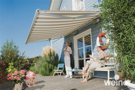 wind up awnings the 6 stages of sun shading wind and rain protection