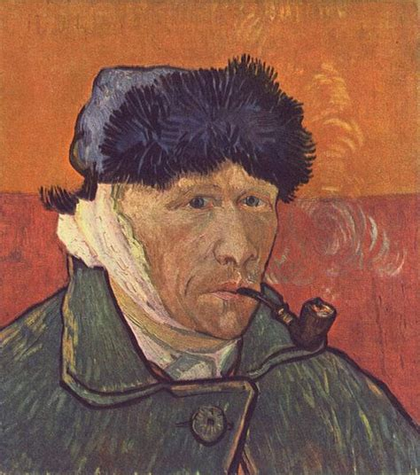 van gogh ear van gogh s ear what really happened daily art fixx