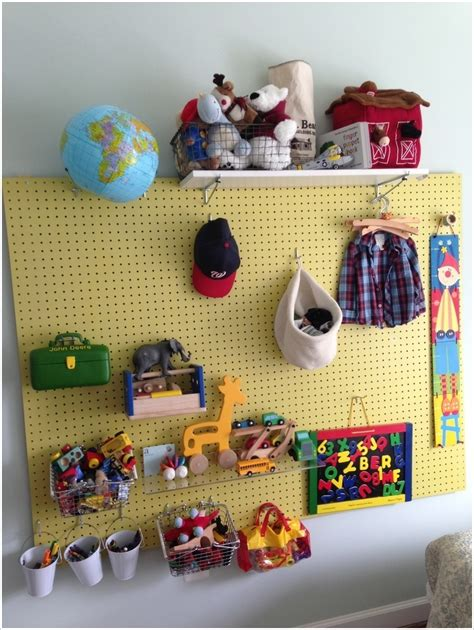 20 Clever Kids Playroom Organization Hacks And Ideasabedward