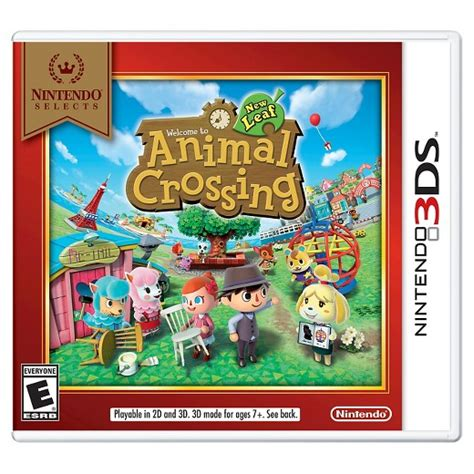 Patio Furniture by Nintendo Selects Animal Crossing New Leaf Nintendo 3ds