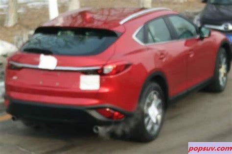 mazda cx6 mazda s cx 4 cx 6 or cx 7 coupe like compact suv