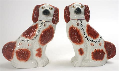 staffordshire dogs staffordshire ceramics dogs images