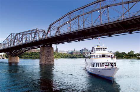 boat tour ottawa born and raised lord elgin
