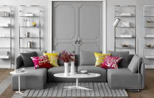 Gray Living Rooms by 69 Fabulous Gray Living Room Designs To Inspire You