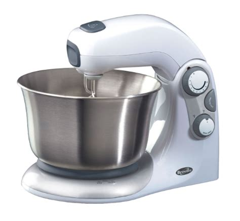 Breville Twin Motor Electronic Stand Mixer   review
