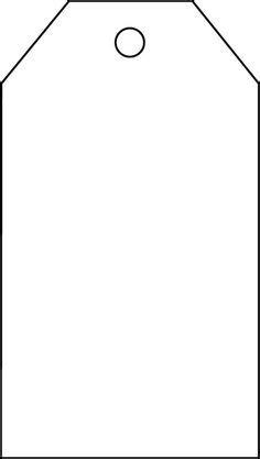 Blank Gift Tags Printable Gift Tag Printable Printable 360 Degree Gift Tag Templates Free