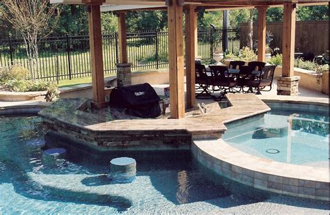 Backyard Barbecue Grills Outdoor Kitchen Equipment Houston Outdoor Kitchen Gas