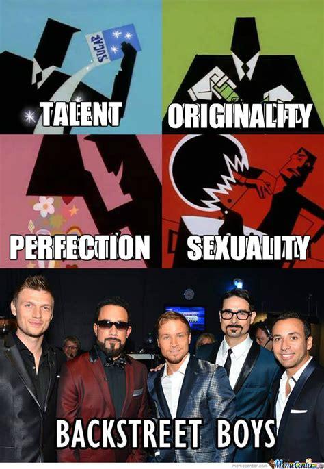 Backstreet Boys Meme - how to make the backstreet boys by adventureturtle12