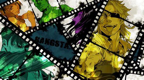 wallpaper hd anime gangsta gangsta anime wallpaper 77 images