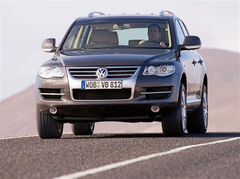 Volkswagen V10 Tdi by Volkswagen Touareg V10 Tdi 2007 09