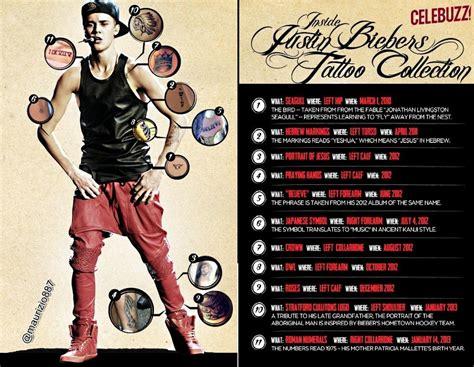 justin bieber face tattoo 2013 bieber 11 tattoo 2013 justin bieber photo 33458854