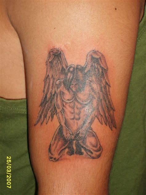 fallen angels tattoo fallen tattoos
