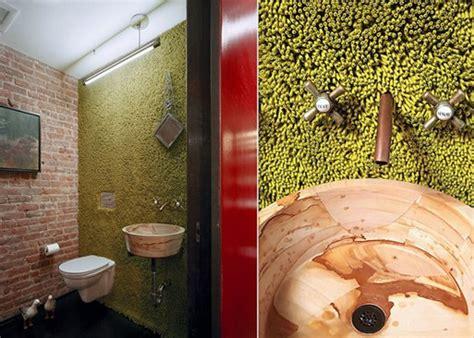living wall bathroom bathrooms better living through design