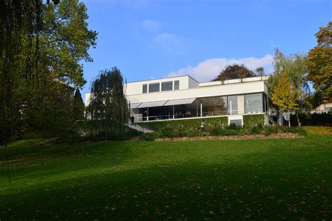 House Design Photos With Floor Plan villa tugendhat wikipedia