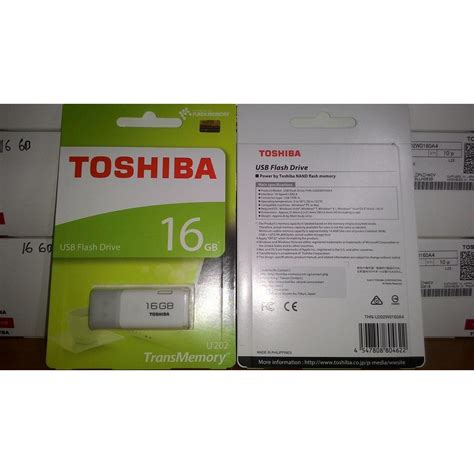 Toshiba Flashdisk 16 Gb Hayabusa Original toshiba flashdisk 16gb original hayabusa flash drive