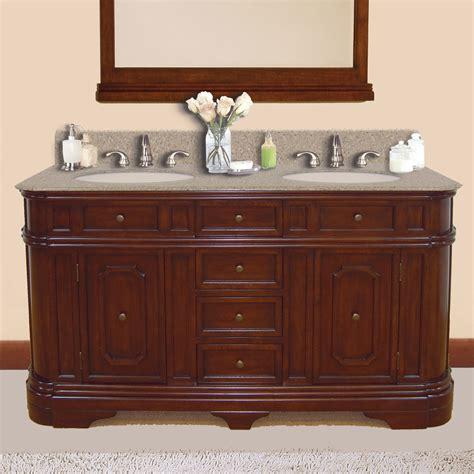 Lanza Products 60 In Double Sink Bathroom Vanity With Bathroom Vanity Stores