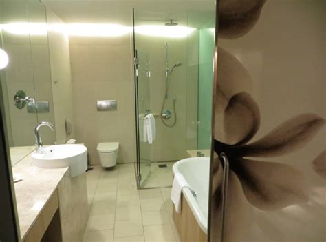 Showers In Singapore Airport by Crowne Plaza Singapore Changi Airport Hotel Review