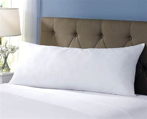 large microfiber pillows different types of pillows best shapes styles
