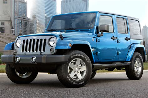 Jeep Wrangler 2014 2014 Jeep Wrangler Unlimited Front Photo 4