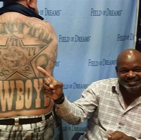 tattoo cost dallas california man shows dallas cowboys extreme love with