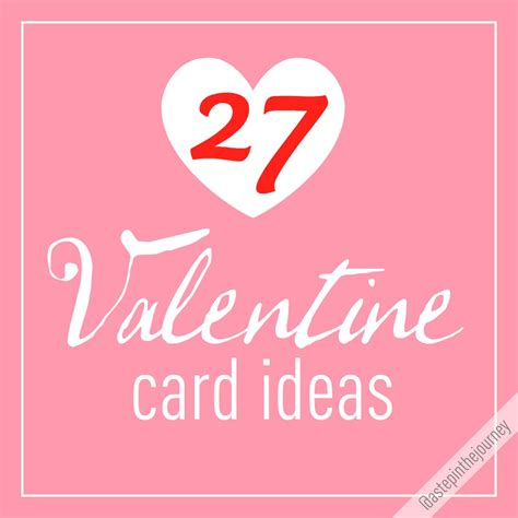valentines cards ideas card ideas