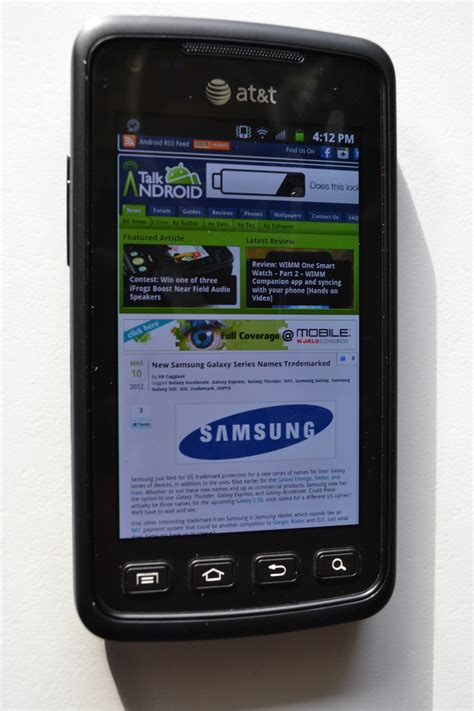rugged samsung smartphone samsung rugby smart review the rugged all weather smartphone