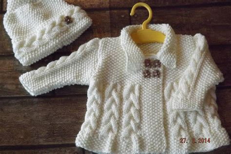 baby knitted jackets knitting pattern matinee jacket free yaas info for