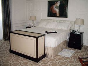 End of Bed TV Lift   TV Lift for the End of Your Bed