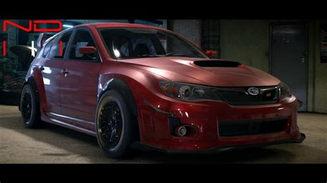 modified subaru impreza hatchback subaru impreza wrx sti 2010 modified nfs2015 sound