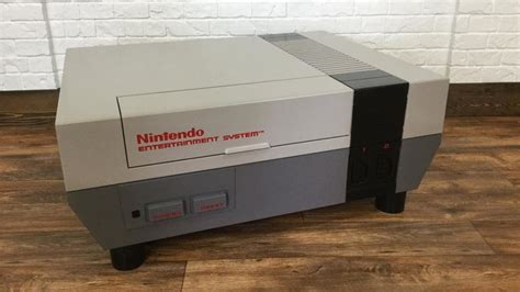 nintendo coffee table this 1980s nintendo console is actually a coffee