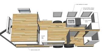 Tiny Home Layouts by Ana White Quartz Tiny House Free Tiny House Plans